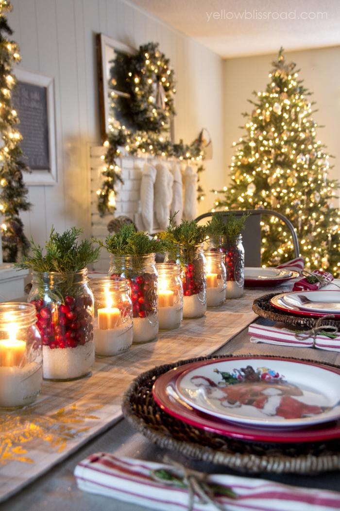 Beautiful-Christmas-home-decor
