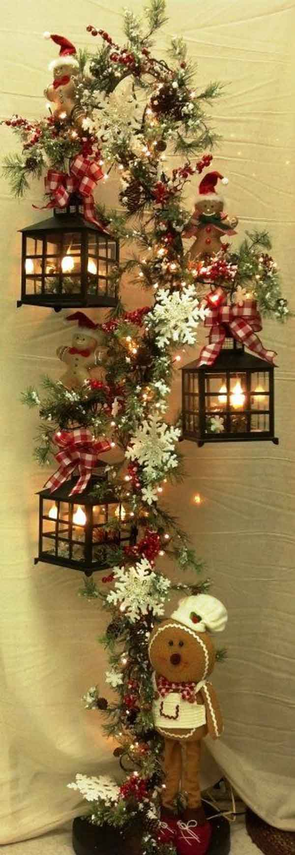 Top christmas lantern decorations that brighten pinterest christmas stunning christmas lantern decorations to brighten up the holiday solutioingenieria Gallery