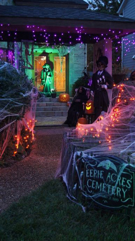 Most Pinteresting Halloween Decorations To Pin On Your Pinterest Board Easyday