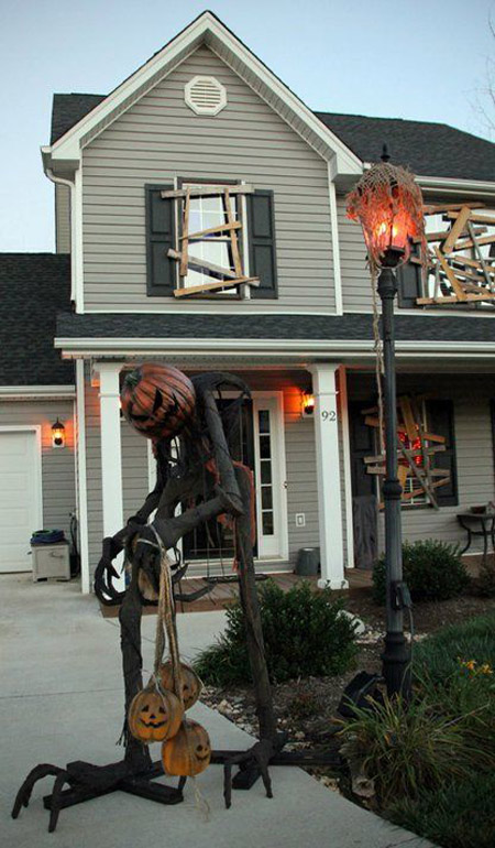 Halloween Decorating Ideas Easyday