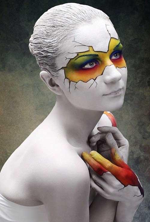 Cool-halloween-makeup-ideas