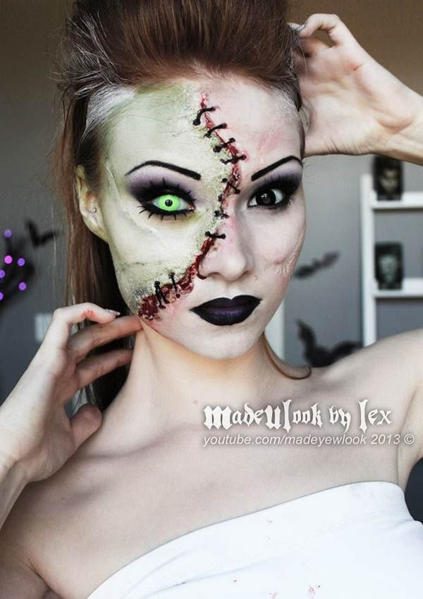 best-halloween-face-makeup