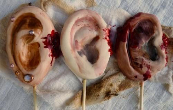 halloween recipe ear wax