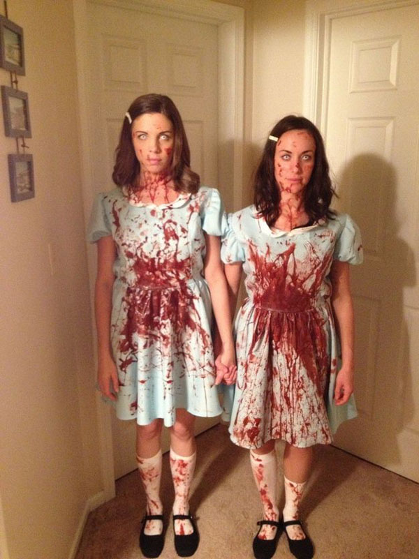 creepy halloween costume ideas the grady twins