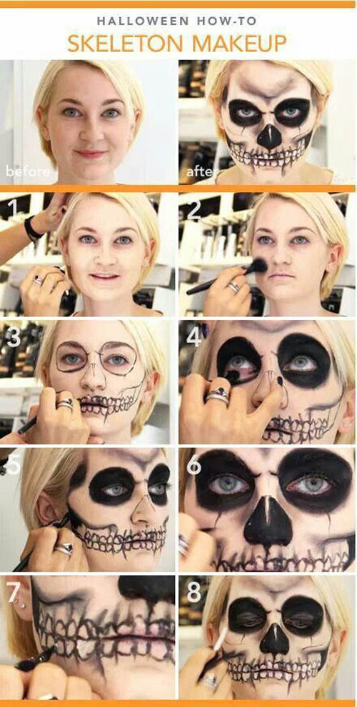 halloween-makeup-tutorials
