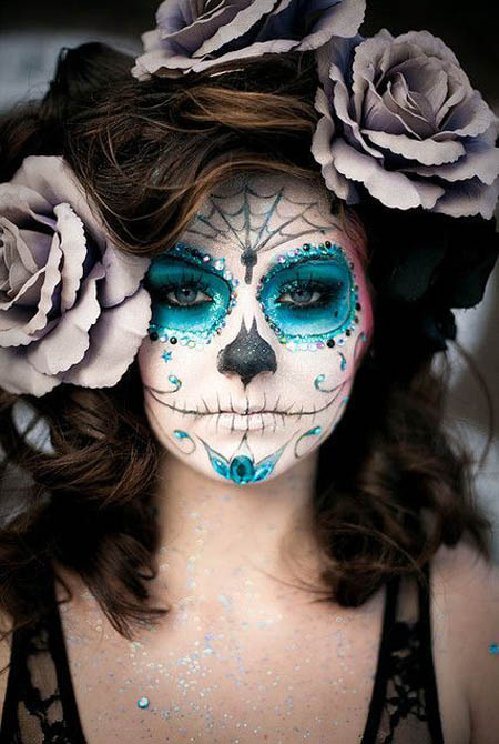 halloween-skull-makeup-ideas