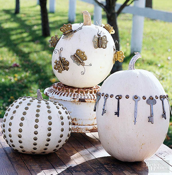 33 Cool No-Carve Pumpkin Decorating Ideas To Try This