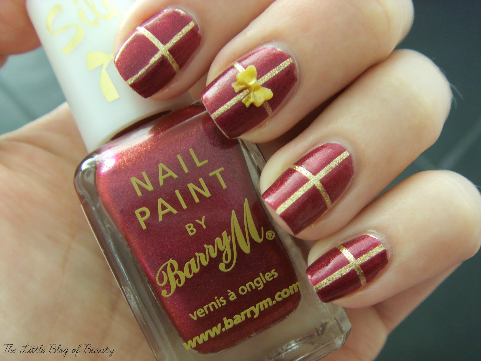 Top 51 Most Beautiful Christmas Nail Art Ideas For You To Try Easyday