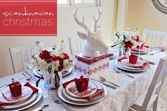 Scandinavian-Christmas-Table