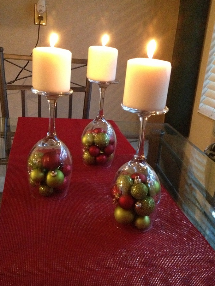 Stunning Indoor Christmas Candle Inspirations For ...