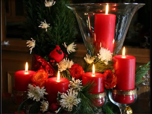 wonderful-Christmas-Candles