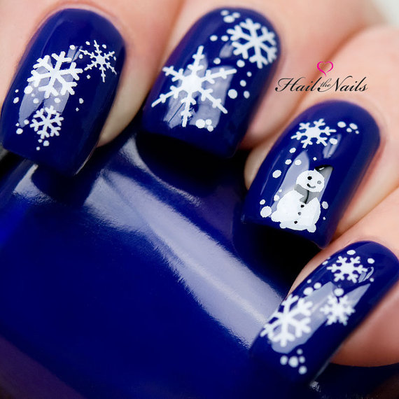 Cool-Snowflake-Nail