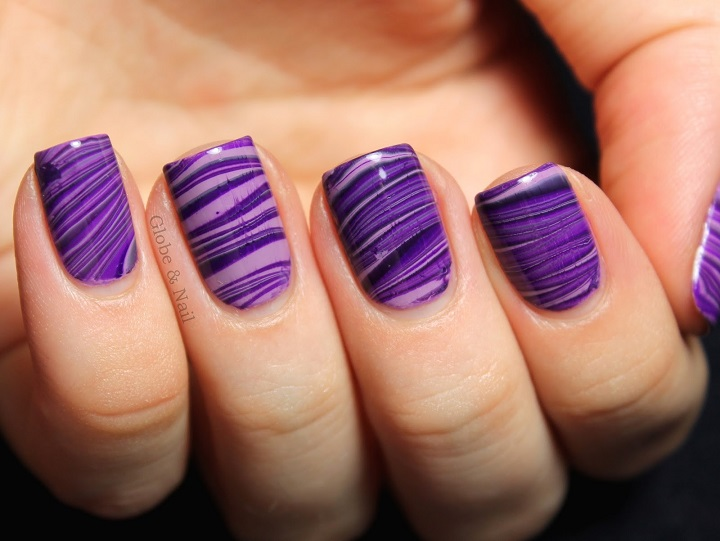 cute-purple-nails-1 - Cute-purple-nails-1 - Easyday