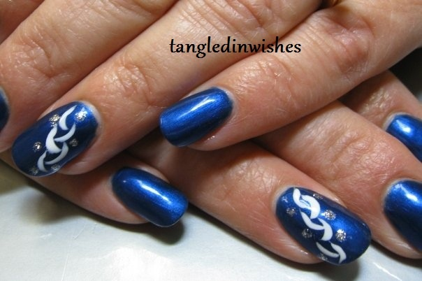 Top Blue Nail Art Designs To Suit Your Blue Costumes Easyday