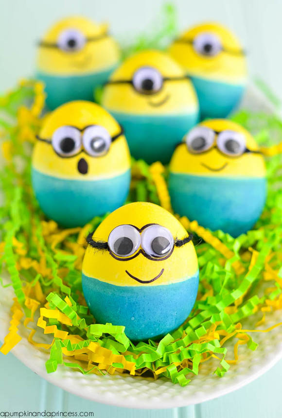 10 Cool Easter Egg Decorating Ideas