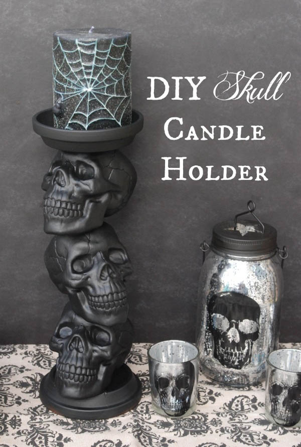diy halloween decorations 2 - Scary Diy Halloween Decorations