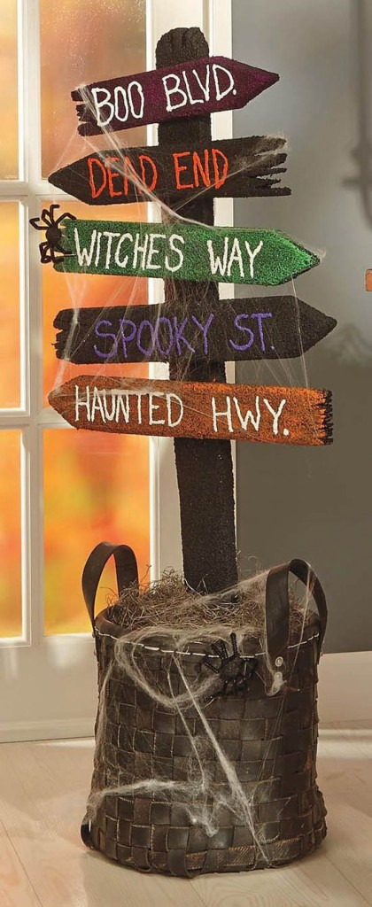 spooky halloween decorations 31 - Diy Spooky Halloween Decorations