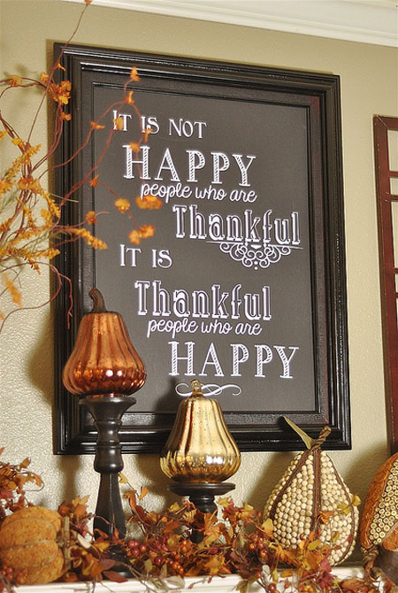 Cozy thanksgiving decorating ideas easyday