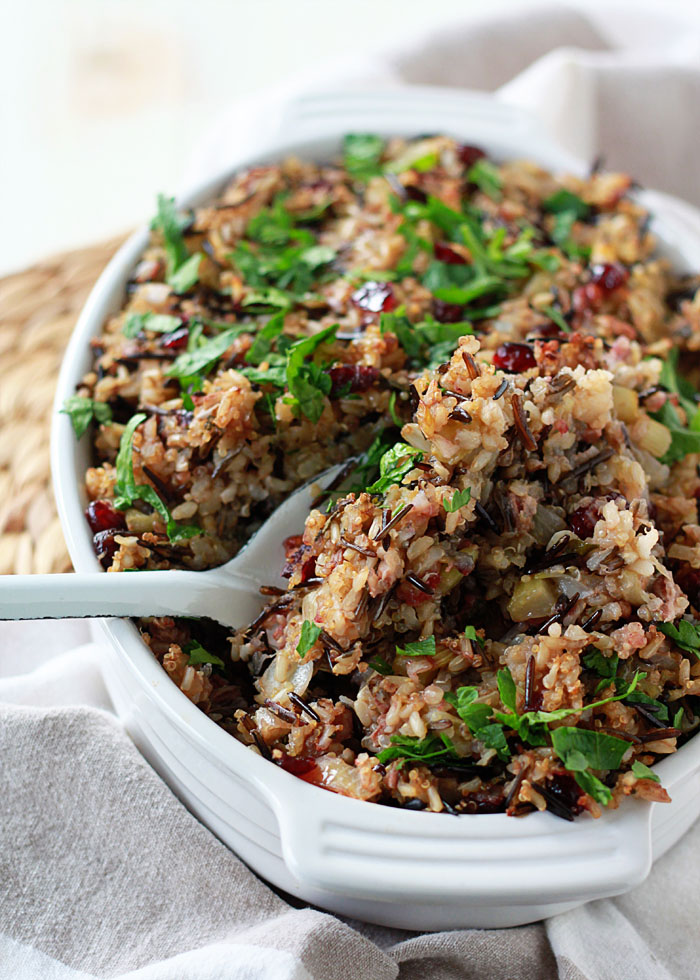 Thanksgiving Stuffing Recipe 11