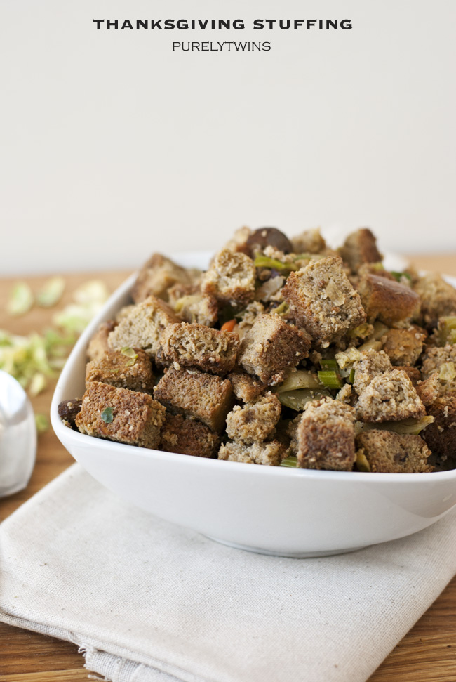 Thanksgiving Stuffing Recipe 16