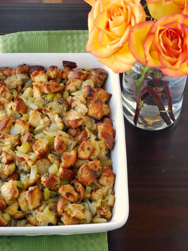 Thanksgiving Stuffing Recipe 2