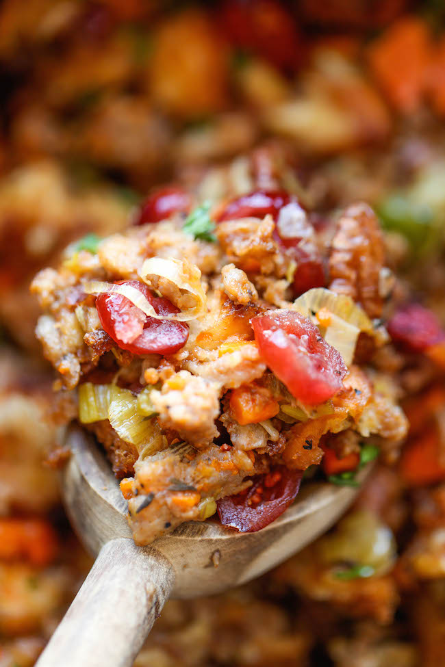 Thanksgiving Stuffing Recipe 9