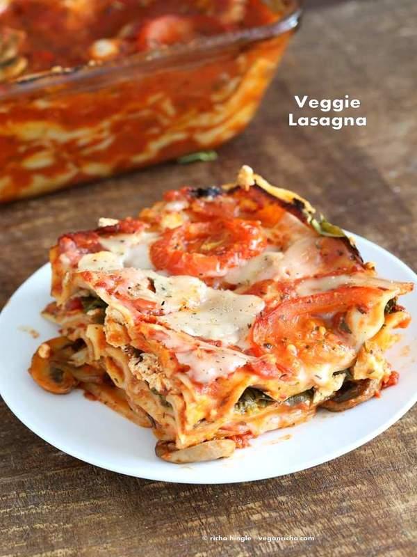 Thanksgiving Vegetarian Recipes 3