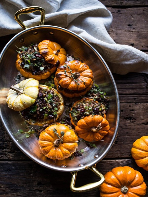 Vegetarian Thanksgiving Recipes 8