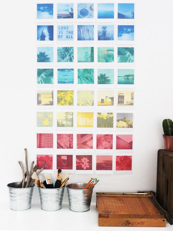 easy wall art designs 12