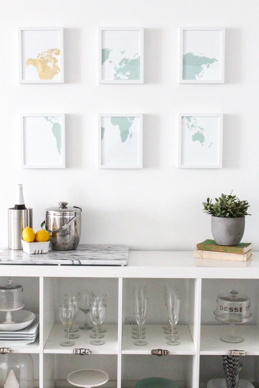easy wall art designs 15