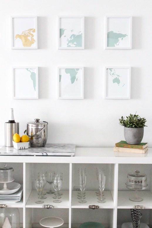 easy wall art designs 15