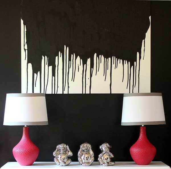 easy wall art designs 34