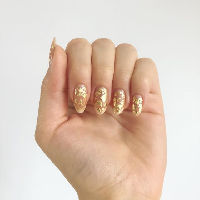 fall nail art designs 1