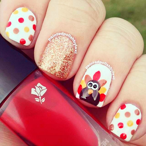 fall nail art designs 16