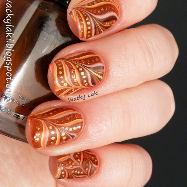 fall nail art designs 17