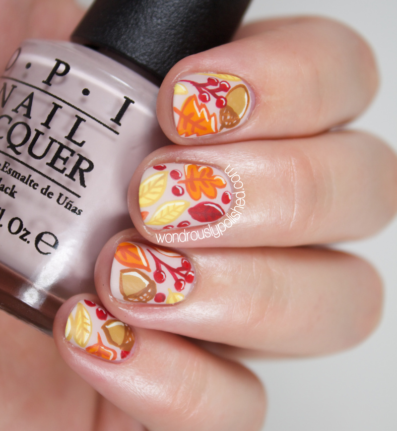 fall nail art designs 19