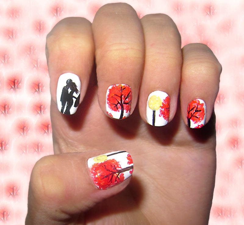 Autumn Nail Designs