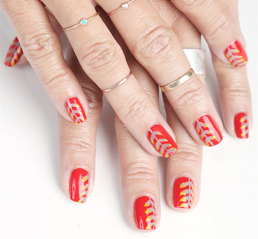 fall nail art designs 5