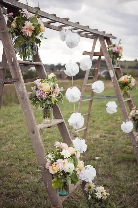 garden wedding decoration ideas 13