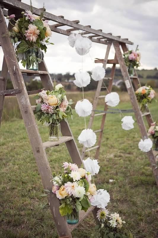 garden wedding decoration ideas 13