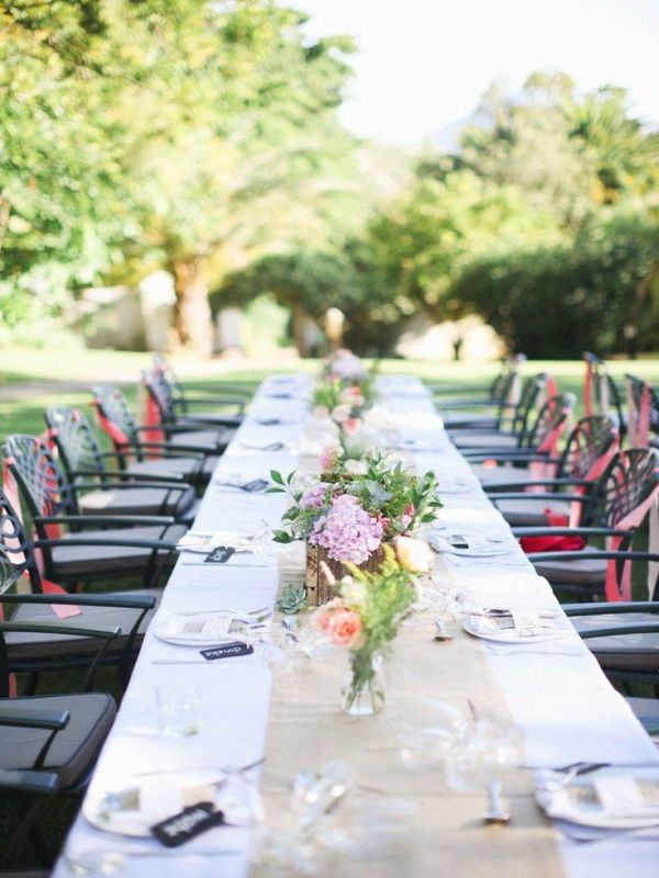 garden wedding decoration ideas 21