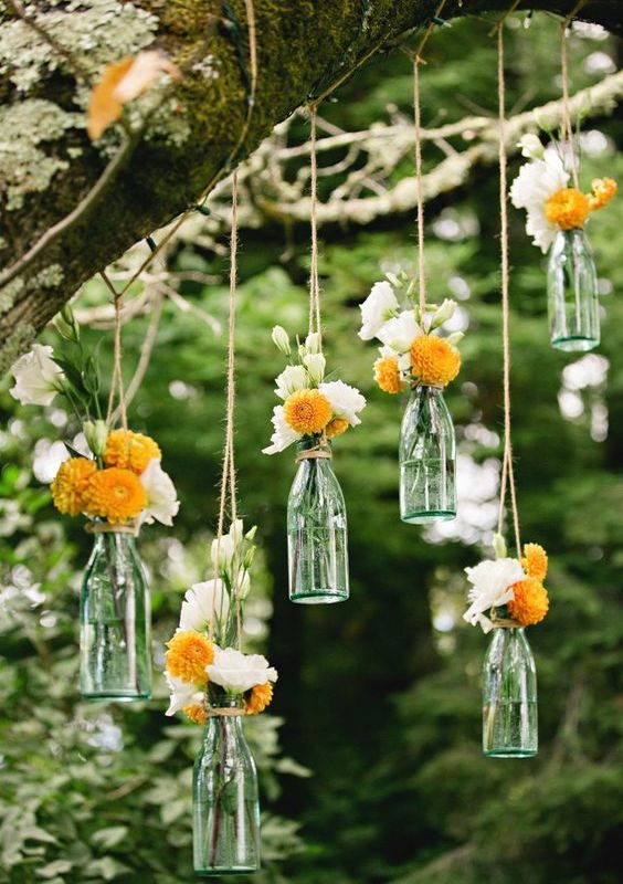 garden wedding decoration ideas 23