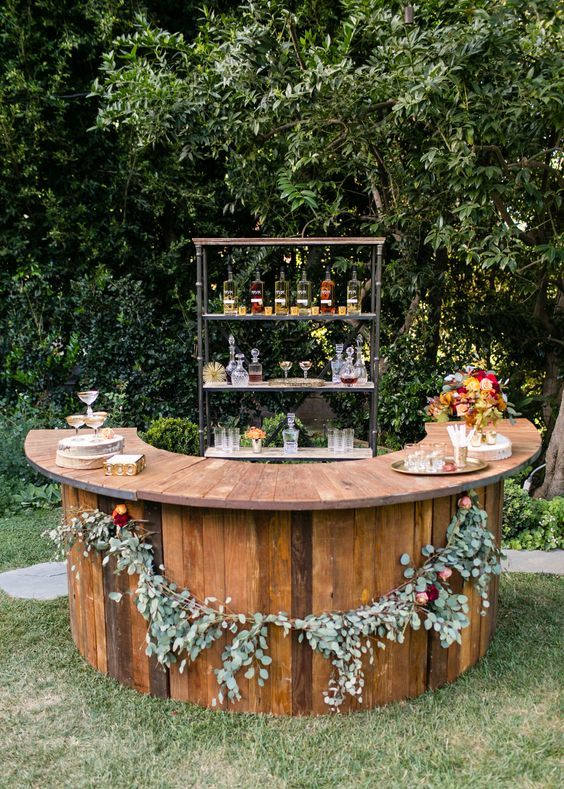 garden wedding decoration ideas 29