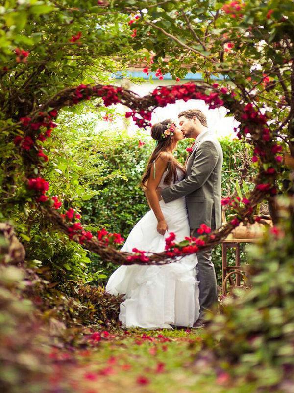 garden wedding decoration ideas 30