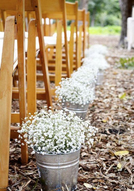 garden wedding decoration ideas 33