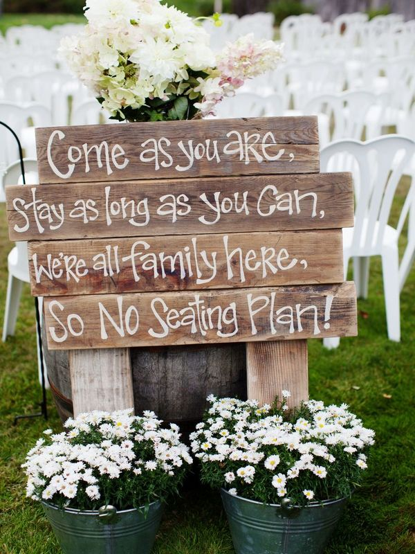 garden wedding decoration ideas 4