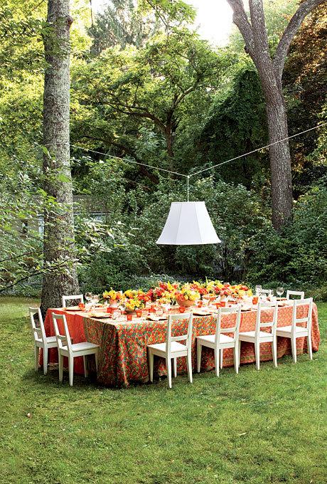 garden wedding decoration ideas 5