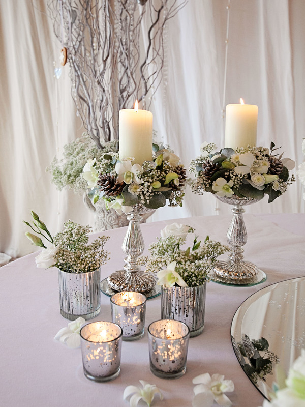Pure Weddings Winter Wonderland