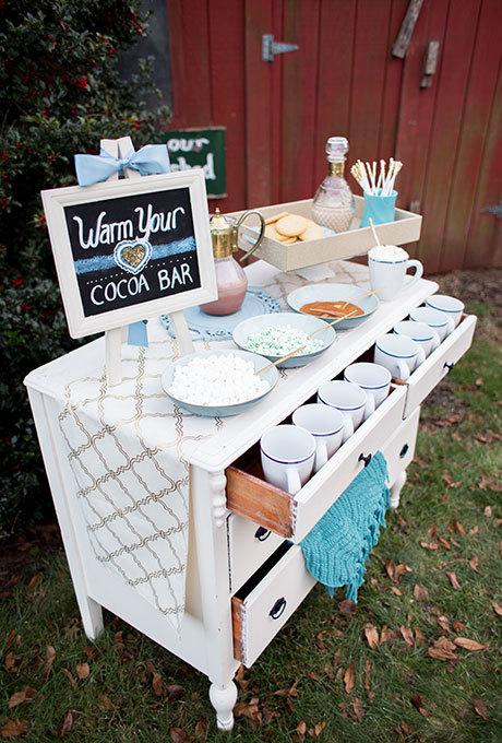 winter wedding ideas 22