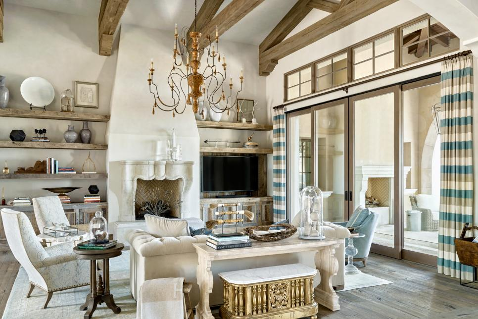 Elegant Living Room Designs 26